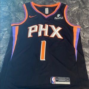 NWOT Phoenix Suns Booker Jersey
